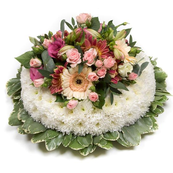 Best Flower Shops Florists In Johannesburg At Joburgsnob Com: Massed Posy Pad