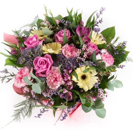 Best Flower Shops Florists In Johannesburg At Joburgsnob Com: Candy Hand-Tied